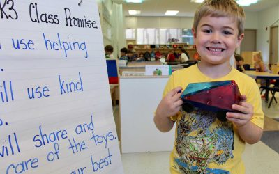 12 ways to help your child prepare for Kindergarten