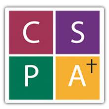 Logo for CSPA