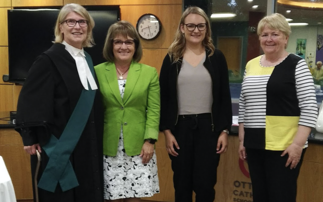 OCSB appoints Zone 9 Trustee – Regan Preszcator