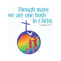Though many, we are one body in Christ
