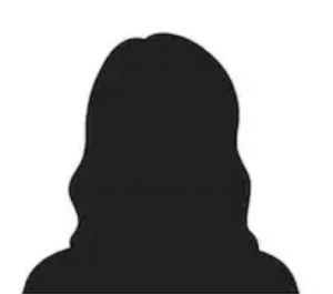 Image of female silhouette head
