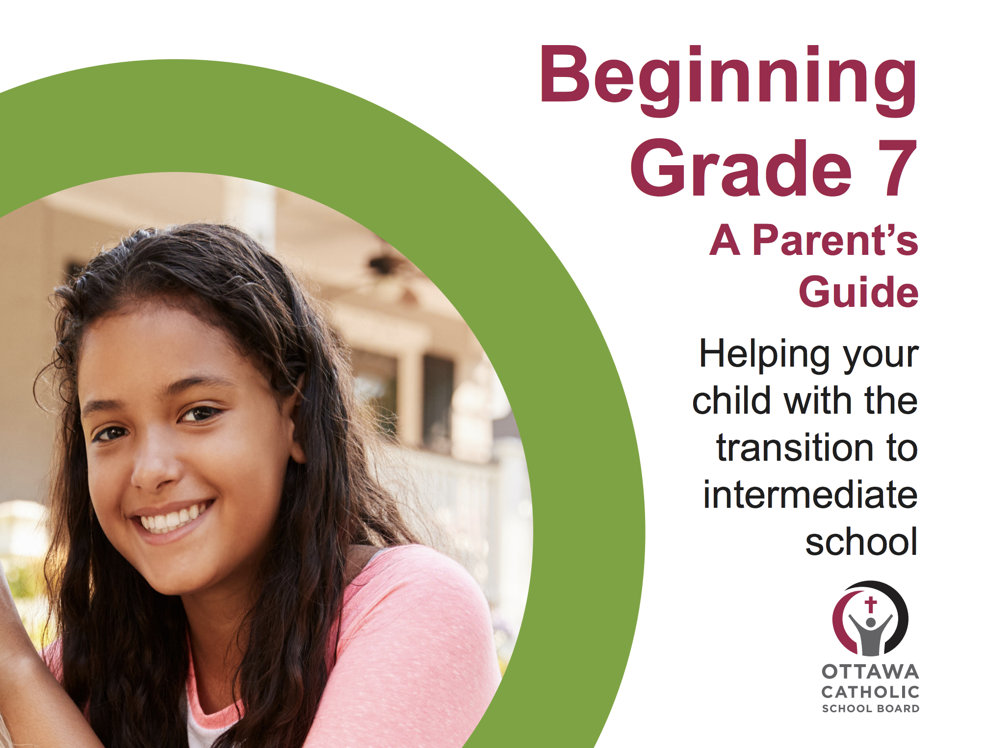 OCSB Parent's Guide to High School image
