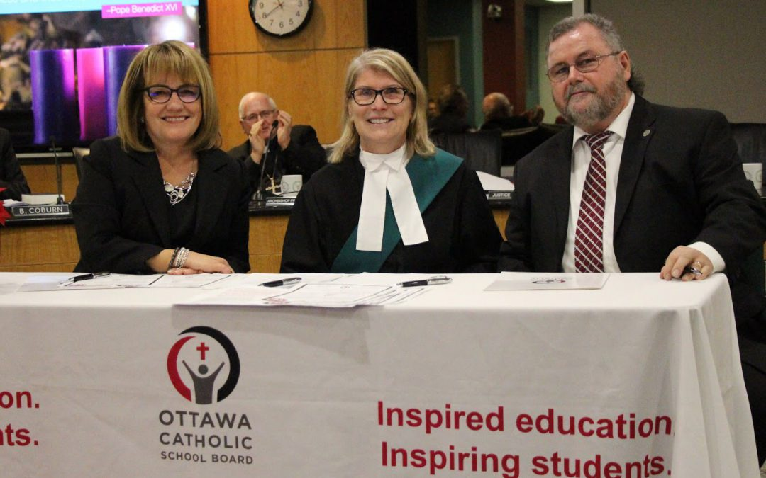 Board elects new Chairperson and Vice-Chairperson