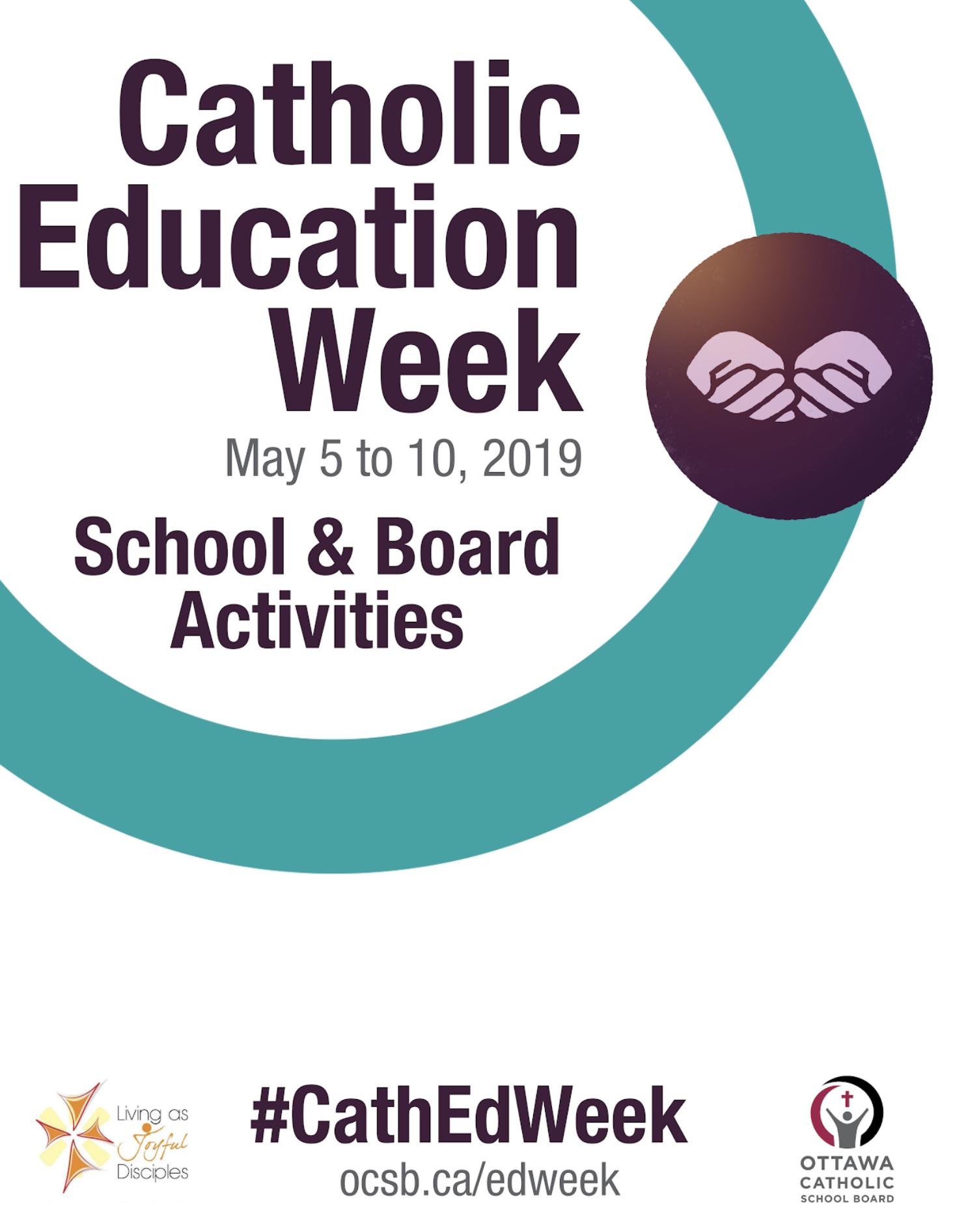 Catholic Education Week at the OCSB