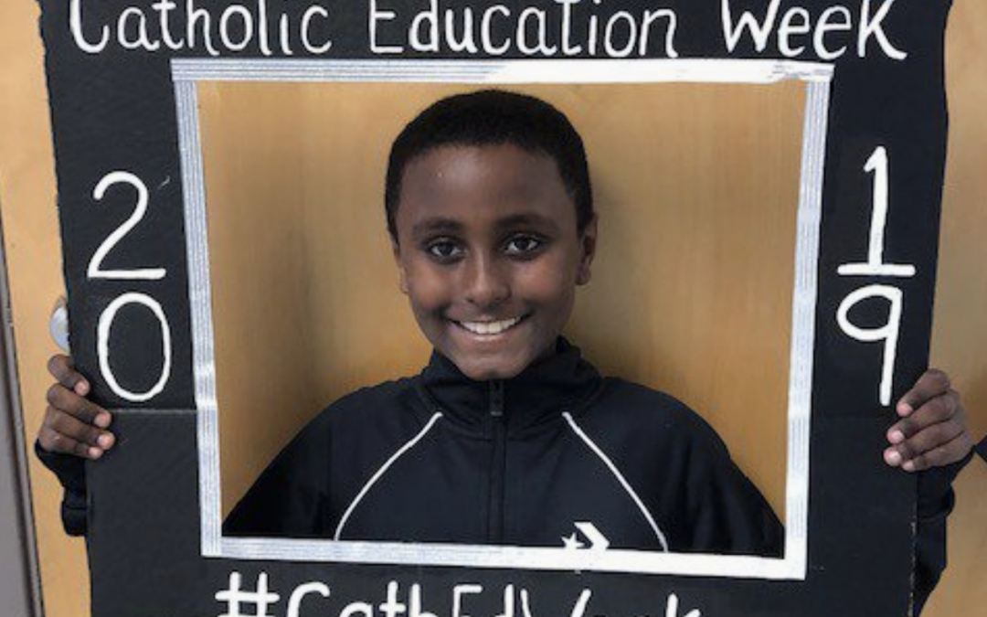 Highlights from #CathEdWeek 2019 at the OCSB
