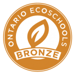 Image of EcoSchools bronze seal