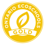 Image of gold EcoSchools seal