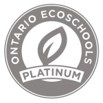 Image of platinum EcoSchools seal