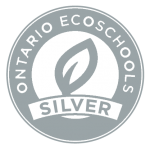 Image of silver EcoSchools seal