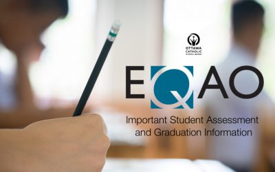 Important Student Assessment and Graduation Information (EQAO)
