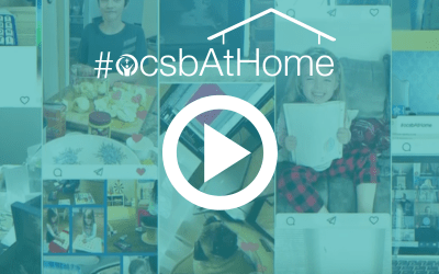 #ocsbAtHome Learning and Well-being Resources