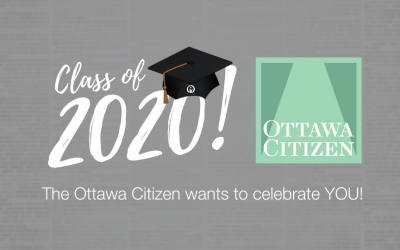 Class of 2020 — Share your grad outfits and speeches with the Ottawa Citizen!
