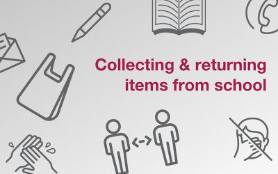 Collecting & Returning Items from School