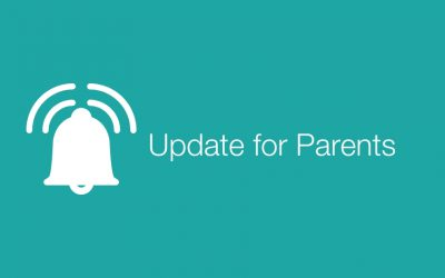 Update for Parents – June 5, 2020