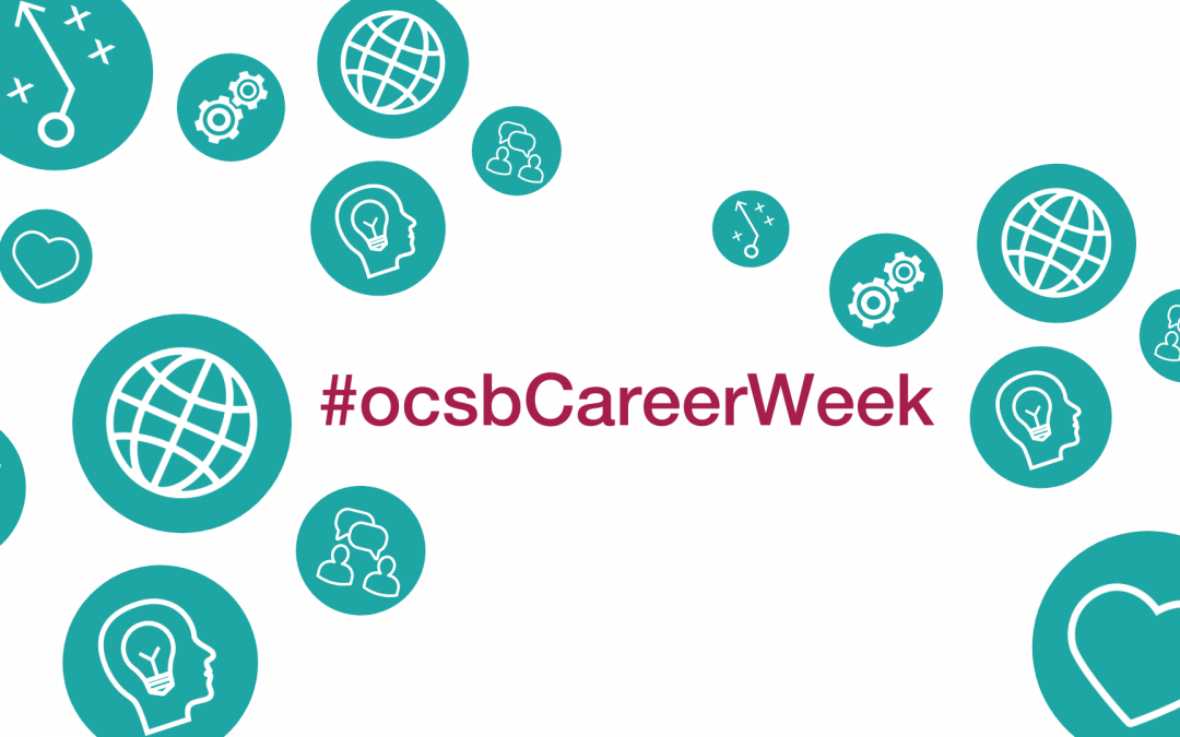 Unleashing super skills during career week