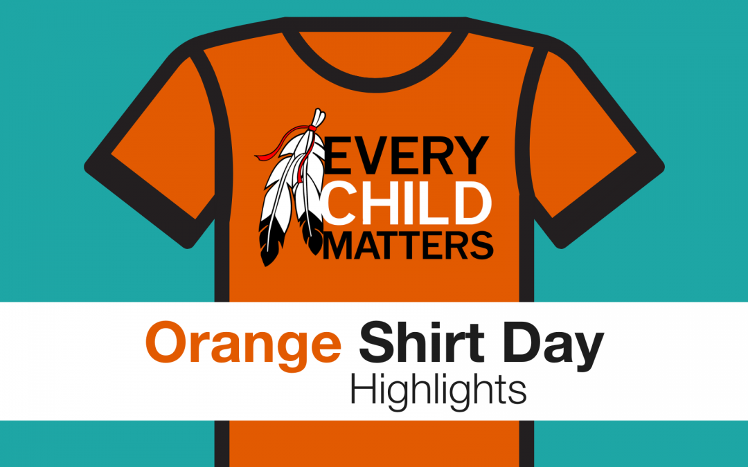 Highlights from Orange Shirt Day 2020