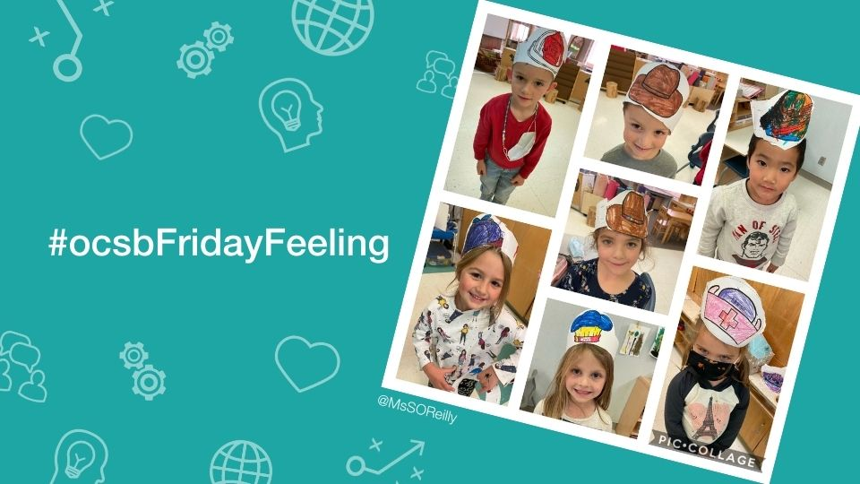 ocsb Friday Feelings
